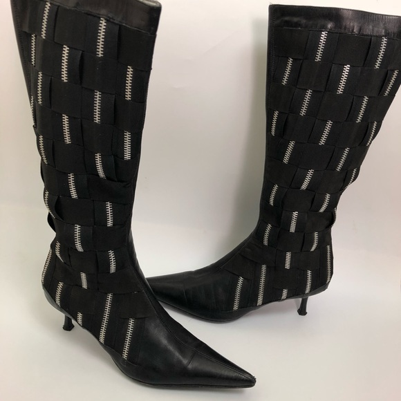 88064d3d27c5 Cesare Paciotti Shoes - heroes hrs by cesar paciotti black zipper boots 8